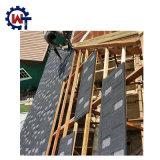Долгий срок службы Span камня металла с покрытием деревянной мозаики на крыше
