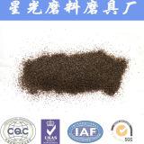 Истирательные сплавленные Brown песчинки корунда с Al2O3 95%