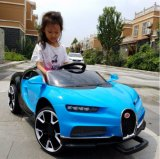 Conduite de gosses de véhicule électrique d'enfants de Bugatti de modèle neuf sur le véhicule
