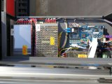Aluminiumvielzweckdigital UVdrucker grosses Format-Hochgeschwindigkeitsholz Belüftung-