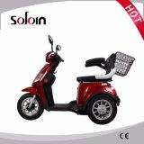 Vespa eléctrica de la movilidad de la ciudad de 3 ruedas para lisiado/las personas mayores (SZE500S-5)