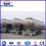 45000 litros, 50000 litros, reboque do depósito de gasolina do petroleiro do transporte do petróleo da capacidade 60000L Semi para a venda