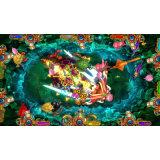 Monster des Ozean-König-2 Ozean plus Rache-Fisch-Hunter-Säulengang-Spiel-Maschine