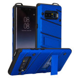 Neuer Telefon-Kasten-Deckel des Entwurfs-Phantom-2in1 Shockproof rückseitiger für Samsung-Anmerkung 8