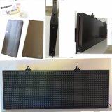 스크린 27X65 인치 풀그릴 두루말기 색깔 SMD 전보국을 광고하는 P10 LED
