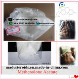Acetato quente Primobolan CAS 434-05-9 de Methenolon do crescimento do músculo do Sell