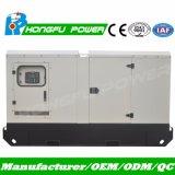 A corrente em standby 33kVA Tipo Aberto gerador diesel super silencioso para utilização de emergência