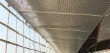 La Perforación redonda decoración Panel del techo de aluminio