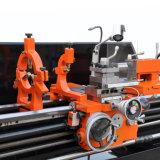 Новый киец обрабатывает C6250A на токарном станке