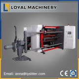 El corte de alta velocidad de la máquina de corte para el papel de aluminio