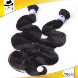 Волосы объемной волны верхнего качества Unprocessed перуанские