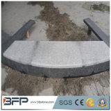 Piscina de piedra natural del granito de China que hace frente al borde Bullnose