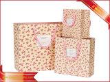 Sacchetto di acquisto di carta stampato abitudine dell'indumento del sacchetto del regalo