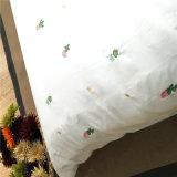 Вышитая оптовая крышка Duvet гостиницы хлопка