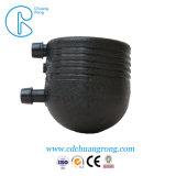 Plastikwasser-Rohrfittings hergestellt in China