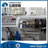 Neues Plastik-Belüftung-Rohr, das Maschine herstellt