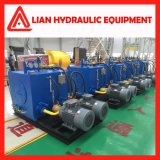 加工産業のための高圧油圧プランジャシリンダー