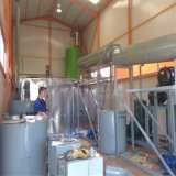 High-Efficiency Waste Oil Recycling Plant Into Bases Oil