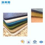 Comitato di parete acustico materiale resistente sano della fibra di poliestere