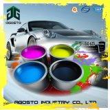 Черная краска автомобиля цвета с сильным прилипанием