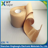 El agua activa el papel de estraza engomado cinta con poliéster para el embalaje
