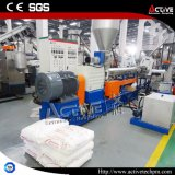 Plastic PP/PE CO rotation parallel twin Screw Pelletizer