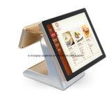 """Icp-Ea10d 15"""" Tela de toque capacitivo única Caixa Registradora Android para POS supermercado/Sistema/Restaurante/Retalho"""