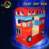Macchina del gioco del bus dell'oscillazione dei bambini di giro del parco di divertimenti