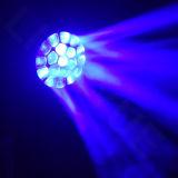 van LEIDEN van het Stadium 19X15W DMX het Oog die van de Bij van de Disco DJ van de Straal HoofdLicht bewegen