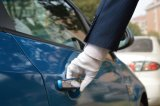 Une bonne adhérence de l'Inspection des gants de travail avec des mouchetures en PVC