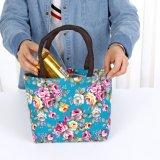Mesdames sac fourre-tout sac fourre-tout, la toile avec impression couleur