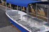 Liya 5.8m het Vissersvaartuig van de Boot van Panga van de Vissersboot van de Glasvezel