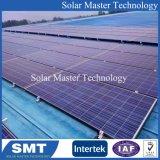 Galerie de Toit solaire Système de fixation en aluminium