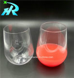 15oz Pet Stemless jetables verres à vin Tasse de voyage