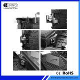 P3.91mm 이음새가 없는 접합 HD RGB 실내 발광 다이오드 표시