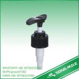 Distributeur de pompe de vis de lotion du fini 28-410 de collet pour le liquide