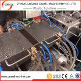 생산 기계 또는 생산 라인이 야외에서 WPC에 의하여 윤곽을 그린다