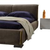 OEMの寝室の家具の方法デザインファブリックベッドG7002