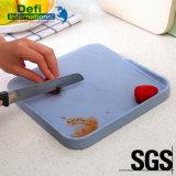 Tabla de cortar frutas Tabla de cortar el plástico de la junta de cuchilla en el hogar