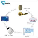 Metal Magnetic RFID Wireless Key Card Hotel Door Lock