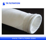 Sacchetto filtro industriale ritenuto ago del collettore di polveri di PTFE