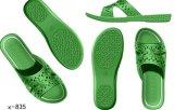 Кристально чистый звук без ПВХ тапочки сандалии машины литьевого формования зерноочистки