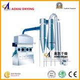 Máquina horizontal del secador de la base flúida de la operación continua