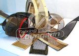 Revêtement en teflon Non-Stick Mesh Belt sécheur pour le séchage de la machine