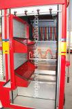 비상사태 구조 트럭/화재 전투 수송기 알루미늄 단면도