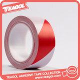 Piso de PVC autoadhesivo marcado cintas, cintas de advertencia