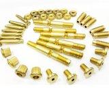 あくCNCの機械化の真鍮の精密アルミ合金の部品
