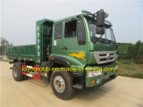 Sinotruk新しいHuanghe 4X4 Allwheel駆動機構のダンプトラック