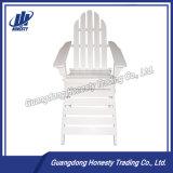 Сад дерева РПИ деревянной классической Адирондак кресло с подставкой для ног (472YF)
