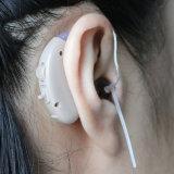 「スマートな」デジタル騒音の取り消すことを用いる補聴器のアンプ